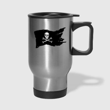 Pirate Flag - Travel Mug