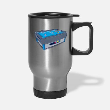 PoolTable - Travel Mug