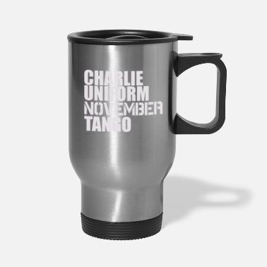 Uniform Charlie Uniform - Travel Mug