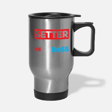 Volleyball Setter Volleyball Setter - Travel Mug