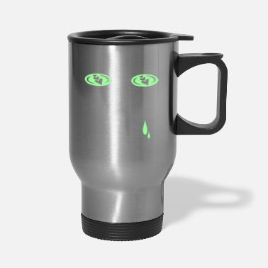 Matcha eye of matcha - Travel Mug