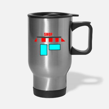 Shopping shop - Travel Mug
