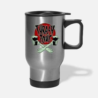 Thrash Zone - Travel Mug
