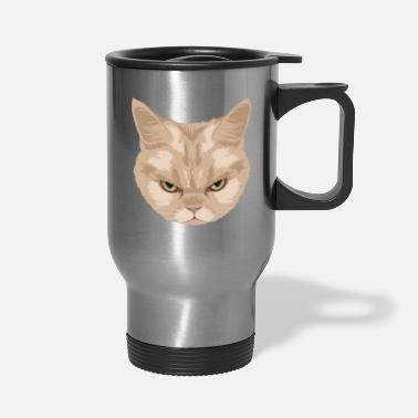Grumpy Cat Grumpy Cat - Travel Mug