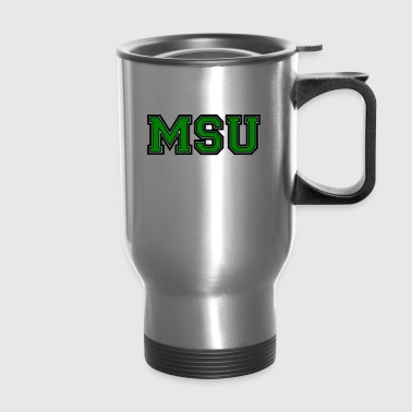 Michigan State Spartans - Travel Mug