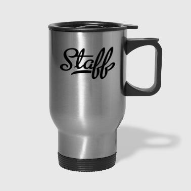 Staff - Travel Mug