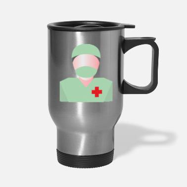 Surgeon surgeon - Travel Mug