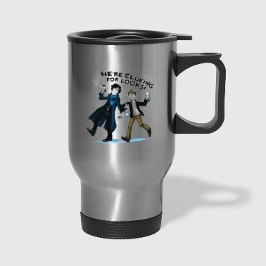 Clueing - Travel Mug