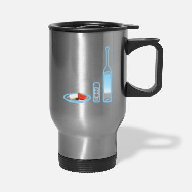 Greek Ouzo - Travel Mug
