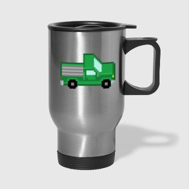 Pixel Pickup - Travel Mug