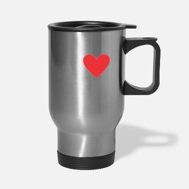 I Love Berlin I love berlin shirt - Travel Mug