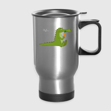Sad Snappy - Travel Mug