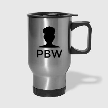 Positive Black Woman - Travel Mug
