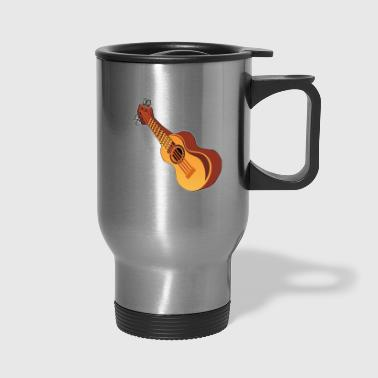Ukulele Clothing - Travel Mug