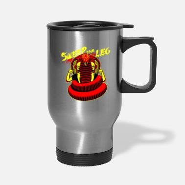 Sweep Sweep the Leg - Travel Mug