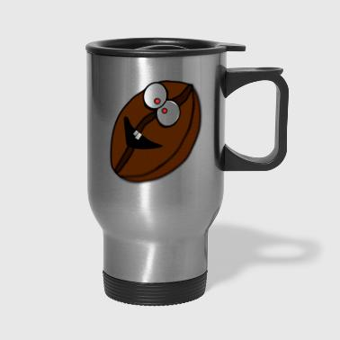 coffee bean - Travel Mug