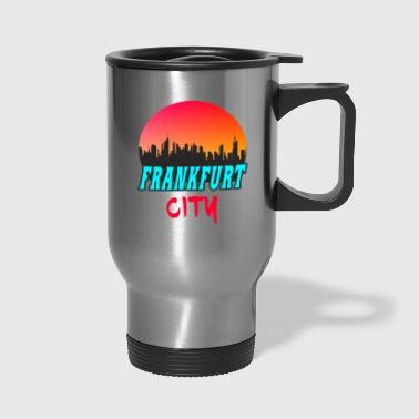 Frankfurt City - Travel Mug
