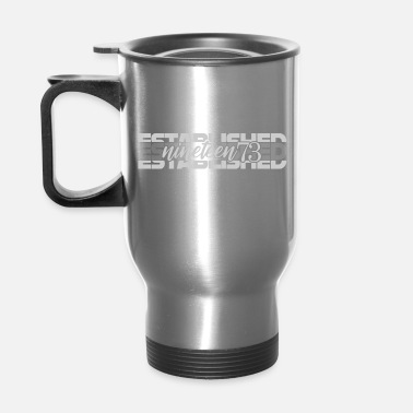 Established Established nineteen73 - Travel Mug