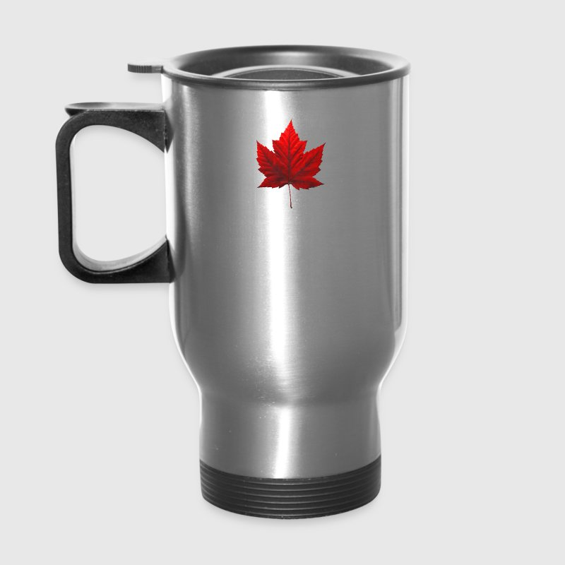 Canada Souvenir Maple Leaf Gifts Design - Travel Mug