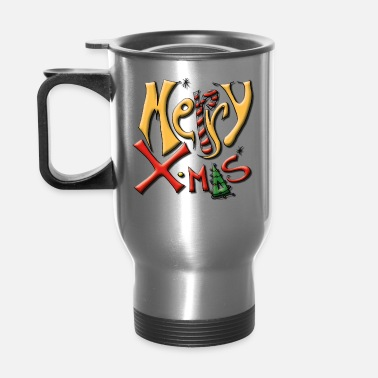 Merry merry - Travel Mug