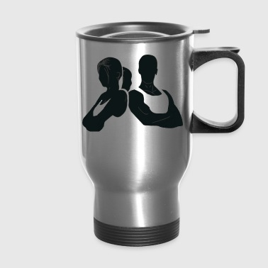 COUPLE FITNESS - Travel Mug
