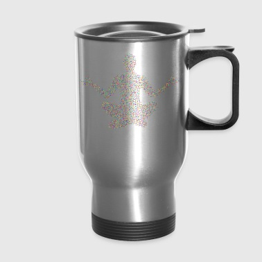 meditation - Travel Mug