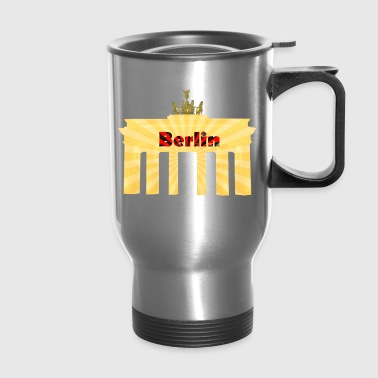 Berlin Capital City of Germany - Travel Mug