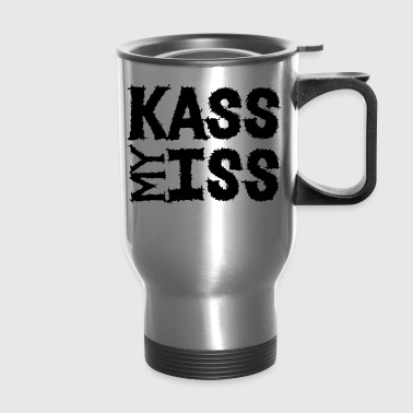 KassMyIss - Travel Mug