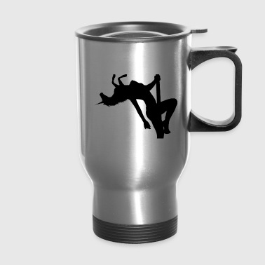 Stripping horse - Travel Mug