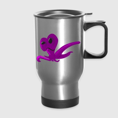 octopus - Travel Mug