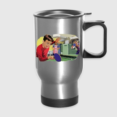 ping pong - Travel Mug