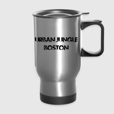 Urban Jungle - Boston - Travel Mug