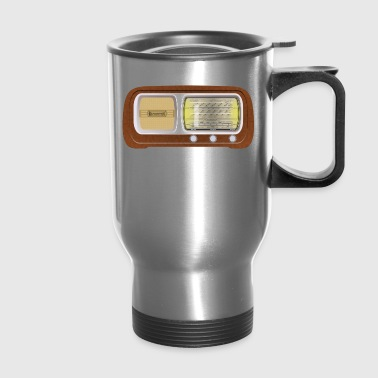 radio - Travel Mug