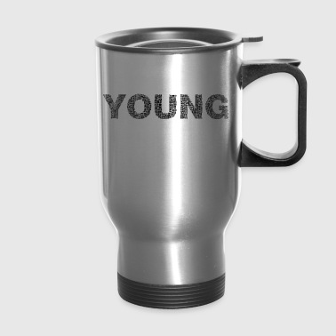young - Travel Mug