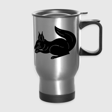 squirrel - Travel Mug