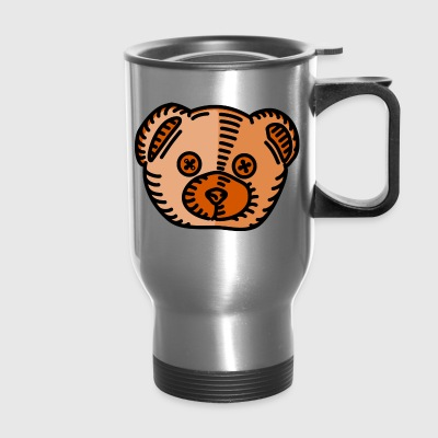 Dead Bear - Travel Mug