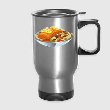 food - Travel Mug