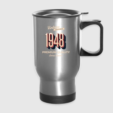 70th birthday - 1948 - Travel Mug