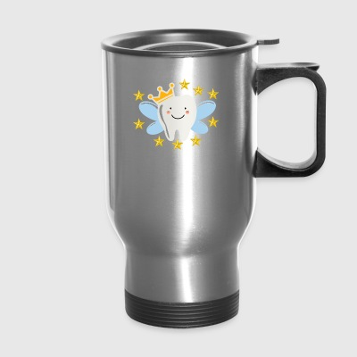tooth fairy - Travel Mug