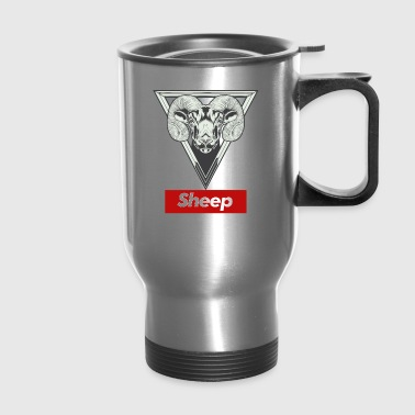 sheep - Travel Mug