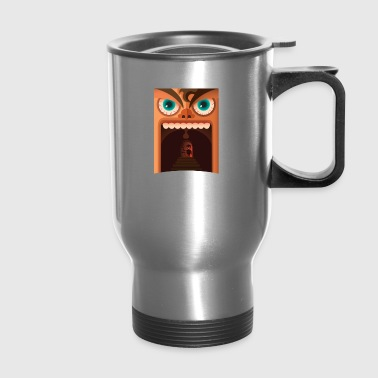 I'm Not Angry! - Travel Mug