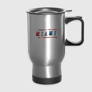 Miami - Travel Mug