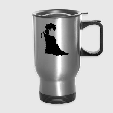 British Woman - Travel Mug