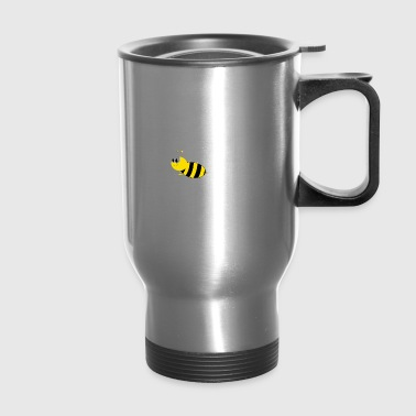 Bee Shirt - Bee Strong - Travel Mug