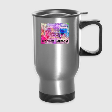 Retro Gamer - Travel Mug