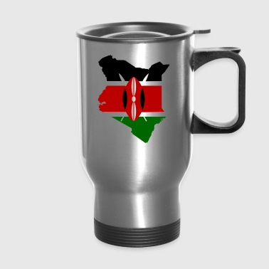 kenya - Travel Mug