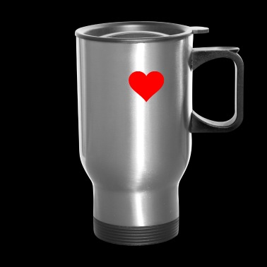I love Koala Heart Koala Bears Eucalyptus Gift - Travel Mug