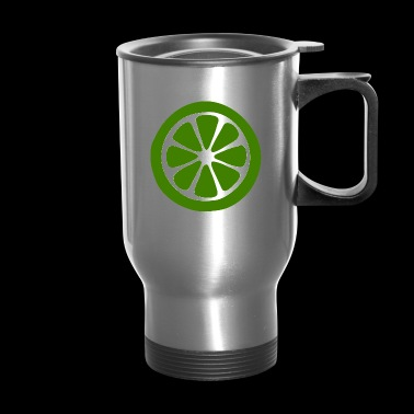 lemon - Travel Mug