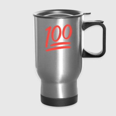 100 Posts - Travel Mug