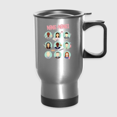 Brooklyn Nine Nine Squad - Travel Mug